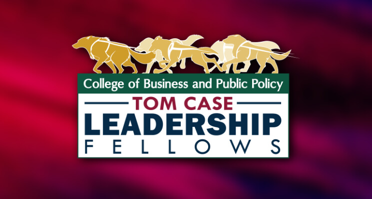 Tom Case Leadership Fellows Logo