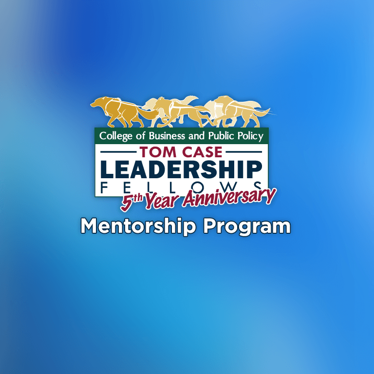 Tom Case Leadership Fellows Mentorship Program