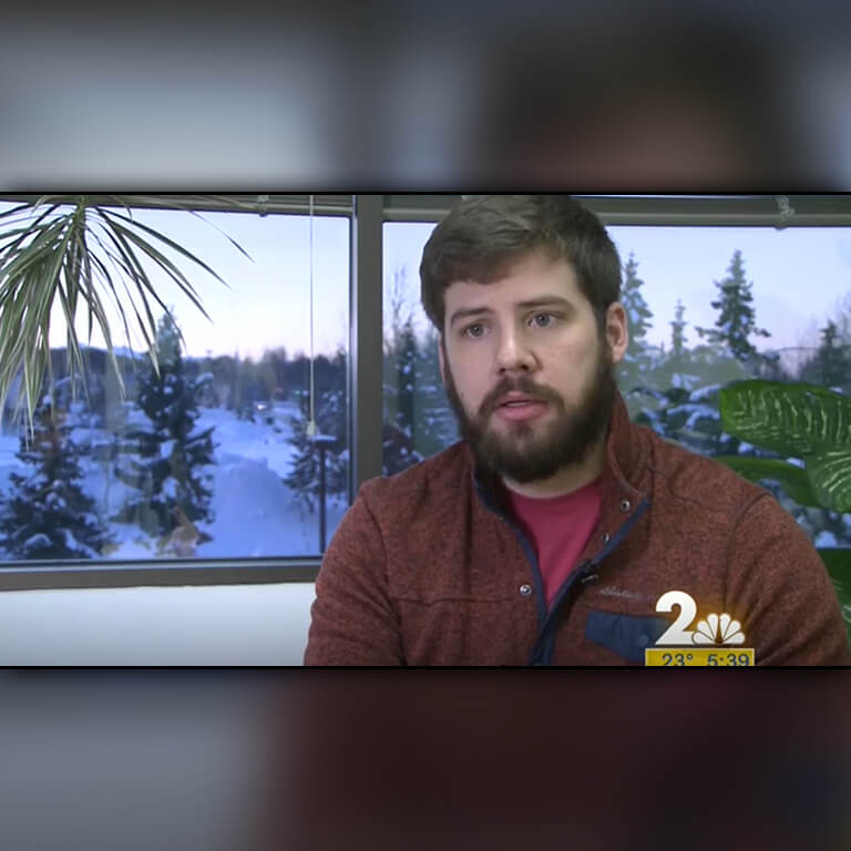 Kevin Berry on KTUU