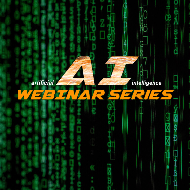 Artificial Intelligence Webinar Series
