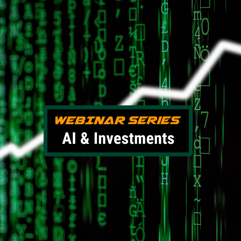 Webinar Series AI & Investments